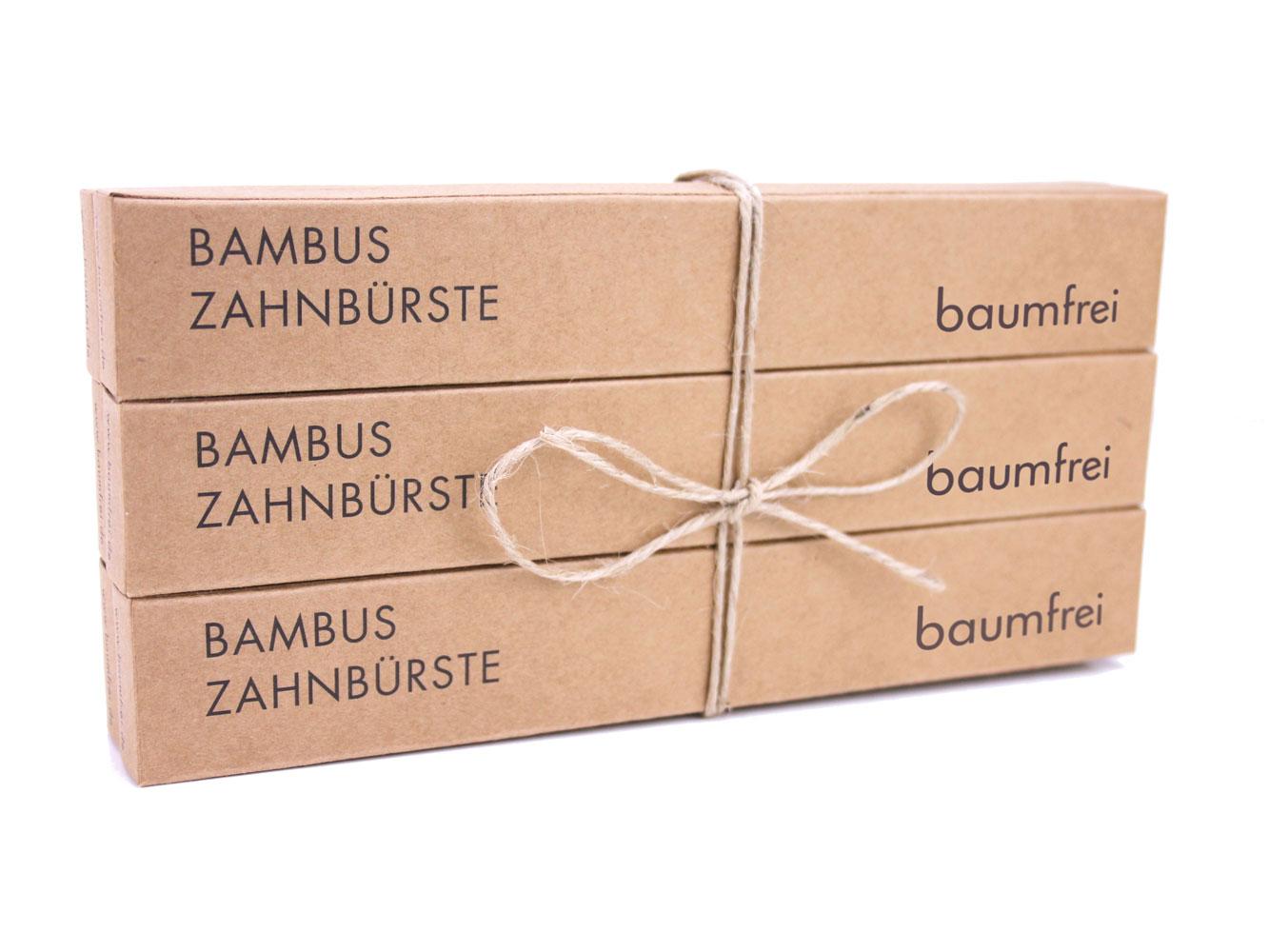 Bambus Zahnburste Vegan Bpa Frei Baumfrei