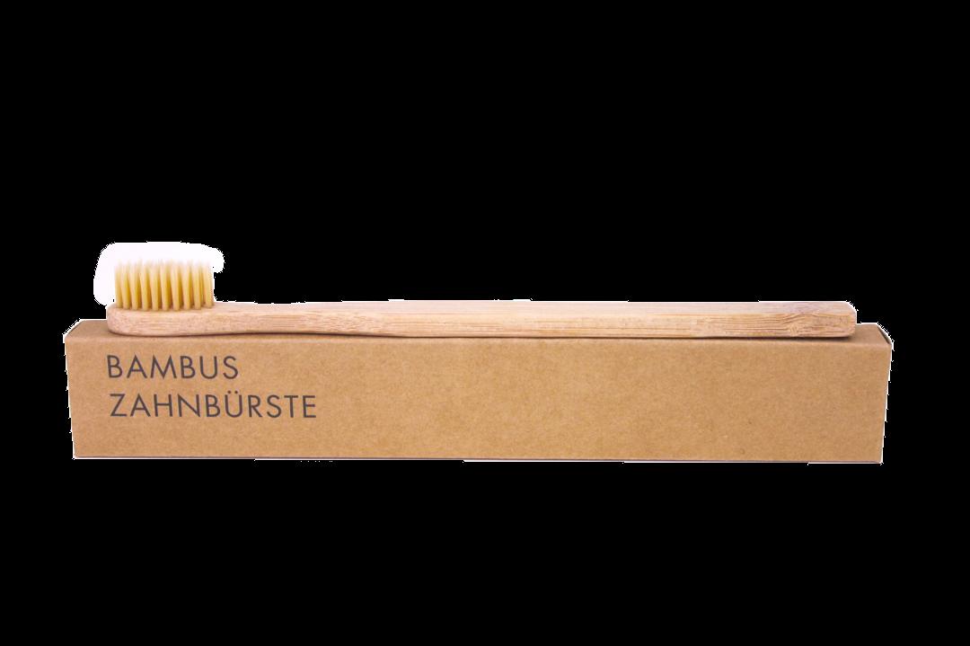 baumfrei Bambus Zahnbürste nachhaltig