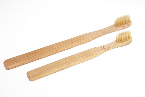 Bambus Zahnbürste für Kinder baumfrei
