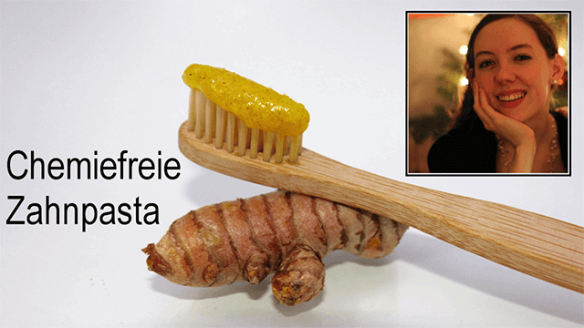 DIY Zahnpasta selber machen - Rezept - baumfrei.de - Beitragsbild