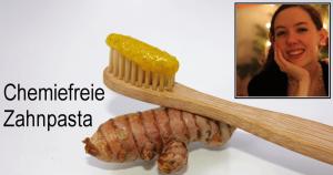 DIY Zahnpasta selber machen - Rezept - baumfrei.de - FB