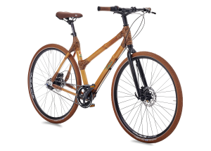 Bambus Fahrrad nachhaltig
