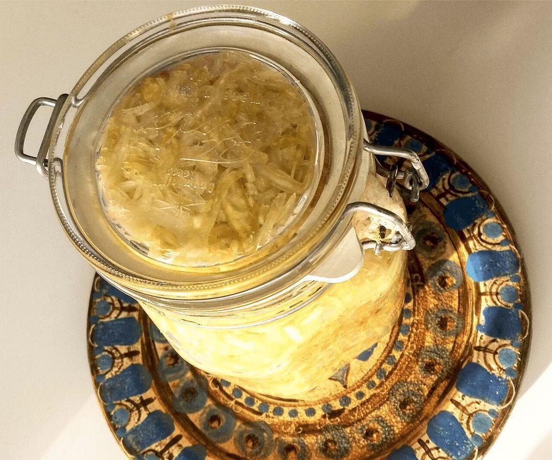 baumfrei - fermentiertes Essen