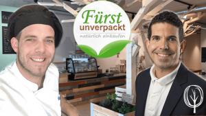 Fürst Unverpackt - Konzept - baumfrei.de - Beitragsbild + Logo