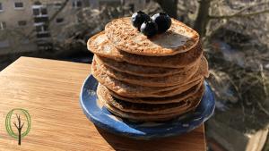 vegane Pfannkuchen ohne Öl - baumfrei.de - Pia Brouwers - AB1