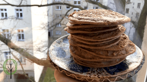 vegane Pfannkuchen ohne Öl - baumfrei.de - Pia Brouwers - AB2