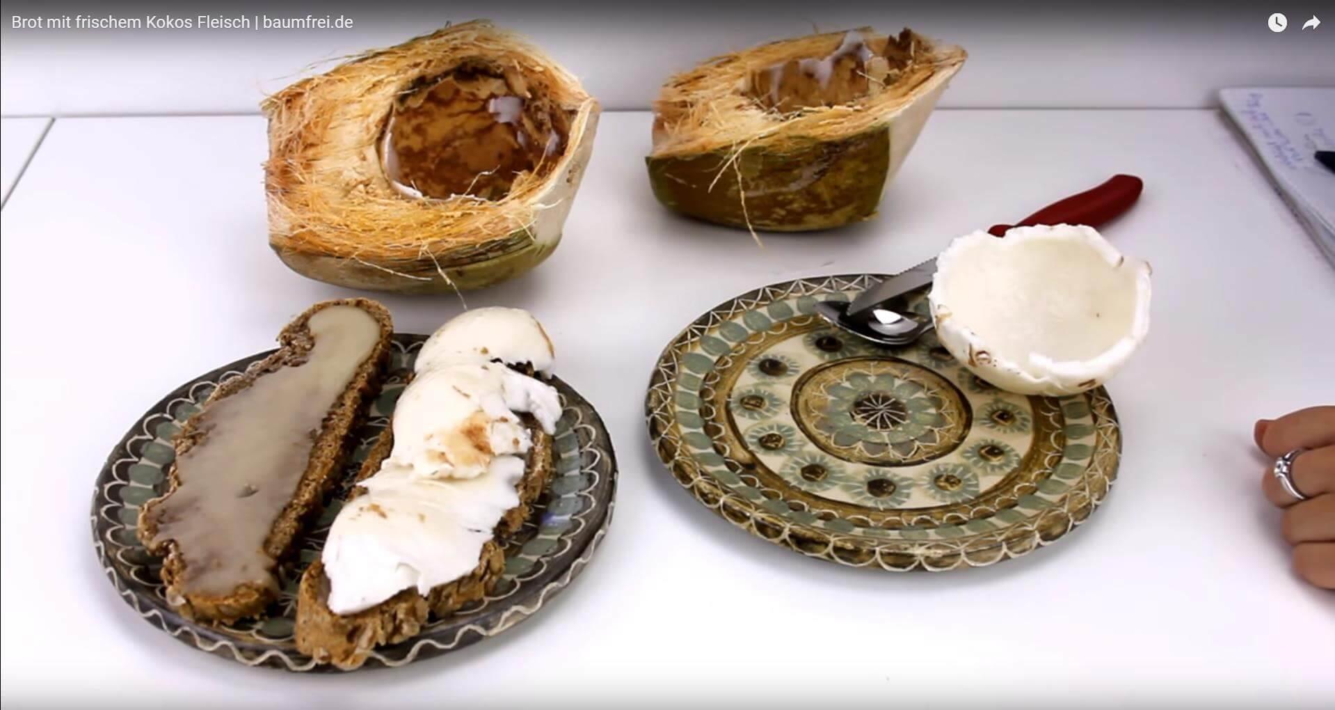 Grüne Kokosnüsse - Pia Brouwers - baumfrei.de - AB1