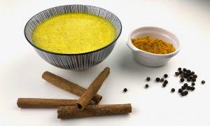 baumfrei - Kurkuma Zimt Pfeffer goldene milch