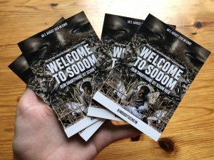 Welcome to Sodom - die Müllhalde unseres Planeten baumfrei