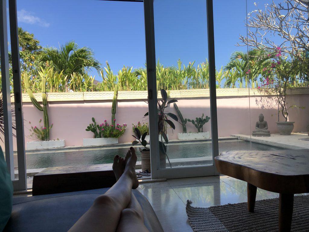Pia Sophia Luxusleben auf Bali